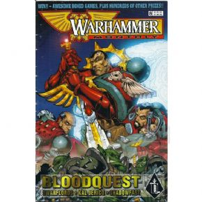 Warhammer Monthly #8 Comic October 1998